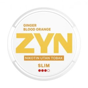 ZYN Snus ZYN Blood Orange